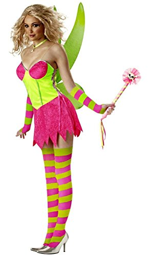 Tinkerbell Costume - Rebel Toons Adult Costume deluxe