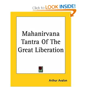 Amazon.com: Mahanirvana Tantra of the Great Liberation ...