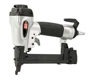 Grip-Rite GRTSN100 18 Gauge Narrow Crown Stapler, 1-Inch