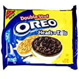 Golden Oreo Double Stuf Cookies 15.25 OZ (432g)