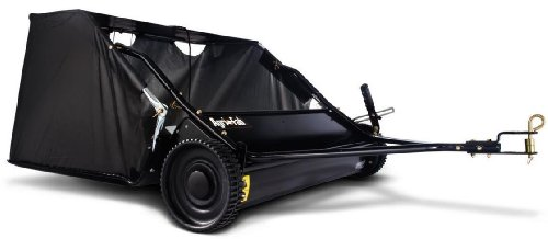 Agri-Fab 45-0331 38-Inch Tow Lawn Sweeper front-33147
