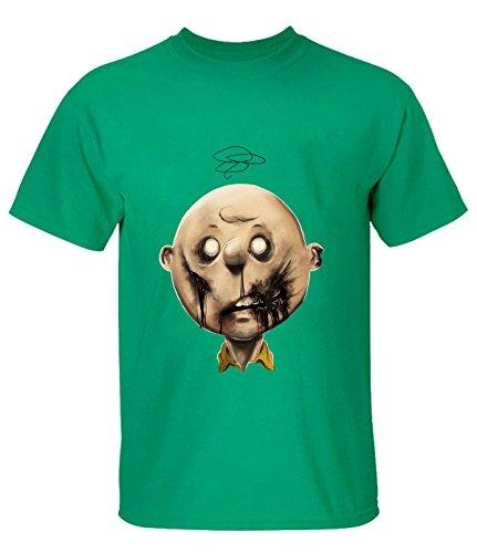 ljcnr-t-shirt-uomo-green-m