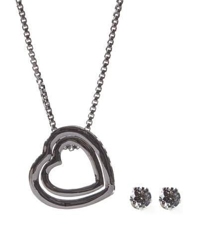 Vip De Luxe Conjunto de collar y pendientes 201301