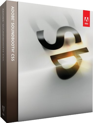 Adobe Soundbooth CS5 [Mac] (vf)[OLD VERSION]