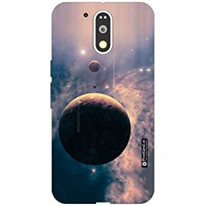 Motorola Moto G4 Plus Back Cover - Silicon Sky Designer Cases