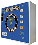 Health Aid 5 Select Electronic Feminine Hygiene, Medicine and Condom Vending Machine