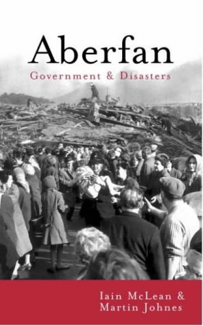 Aberfan: Government and Disasters book cover