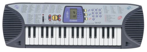 37 Key Midsize Keyboard With Lcd Screen