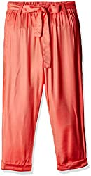 Cherokee Girls' Trousers (267831532_Peach_09Y)