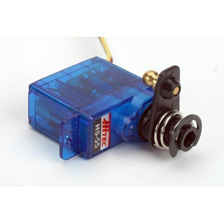 Team Losi Servo Saver, Hitec HS-55: Mini-T