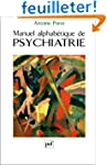 manuel alphabtique de psychiatrie