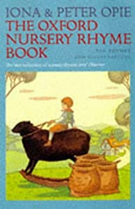 The Oxford Nursery Rhyme Book by OUP Oxford