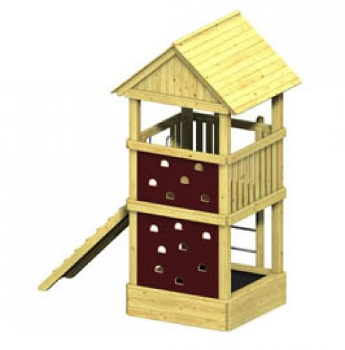 Spielturm Winnetoo Pro Variation 2 – öffentliche Spielanlagen jetzt kaufen
