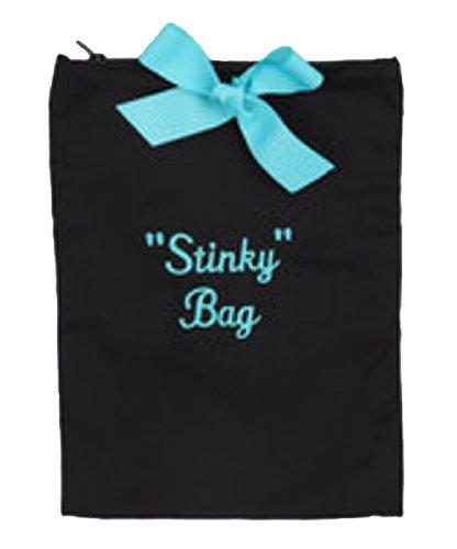 Caught Ya Lookin' Dirty Diaper Stinky Bag, Black