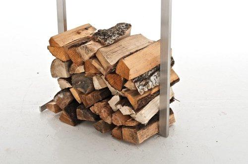 clp exklusiver kaminholzst nder f r die wand 60x150 hier. Black Bedroom Furniture Sets. Home Design Ideas