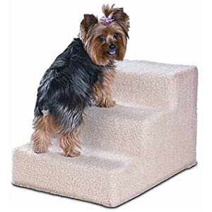 Deluxe Doggie Stairs at Amazon.com