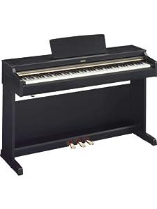 Yamaha Arius YDP162B Traditional Console Digital Piano with Bench, Black Walnut