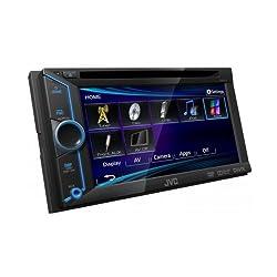 See JVC KWV10 Mobile 6.1-Inch Monitor D-DIN Details
