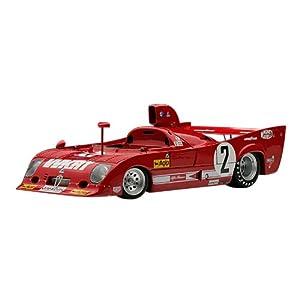 AUTOart 1/18 アルファロメオ 33 TT 12 1975 (モンツァ1000km 優勝) メルツァリオ/ラフィット #2