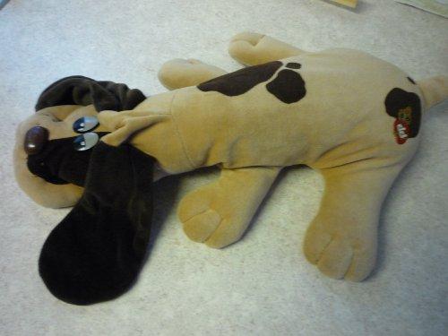 vintage-1985-brown-with-black-spots-pound-puppy