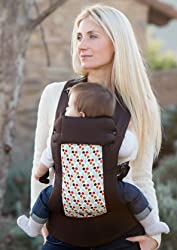Beco Gemini 4 in 1 Baby Carrier (Micah Espresso) from Beco