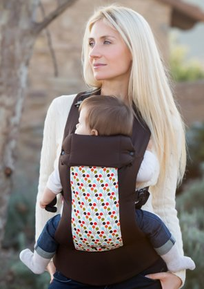 Beco Baby Carrier Brown