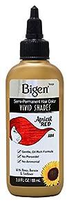 AR4 Apricot Red Semi-Perm Hair Color - Vivid Shades!