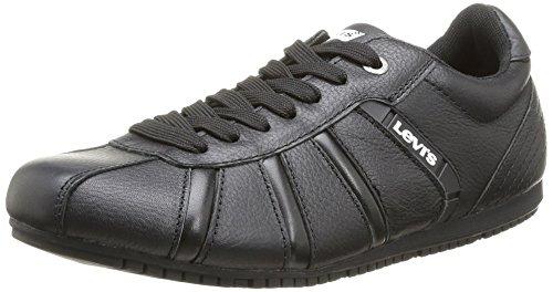 Levi's - Sneaker, Uomo, Nero (Noir (59)), 46