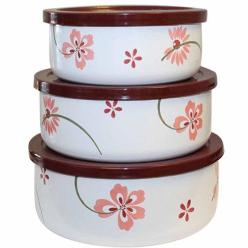 Corelle Coordinates 6-Piece Small Bowl Set, Pretty Pink