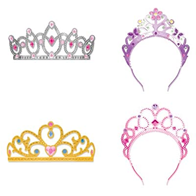 Melissa & Doug Dress-Up Tiaras from Melissa & Doug