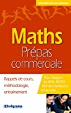 Maths : Prepas Commerciale