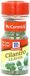 McCormick Cilantro Leaves 0.5-Ounce Unit (Pack of 6)