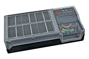"Sunforce 82883 Solar ""AA"" Battery Charger from Sunforce"