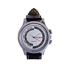 Elligator Analogue White Dial Men's Watch - ELW512_Watch