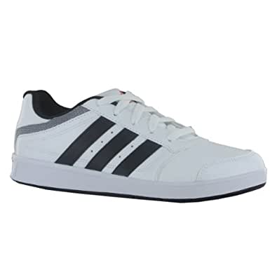 Adidas LK Trainer 5K White Black Youth Tainers Size 7 UK