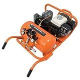Industrial Air Contractor CWA5591016.4 10-Gallon Chopper Wheelbarrow Oil-Lube Air Compressor