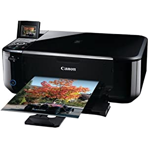 Canon PIXMA MG4120 Wireless Inkjet Photo All In One 52