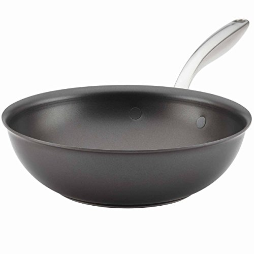 Breville Thermal Pro Hard Anodized Triple-layer Nonstick Interior 10-Inch Stir Fry Pan (Wok Breville compare prices)