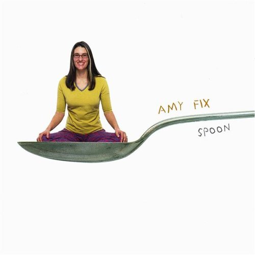 Original album cover of Spoon by Amy Fix