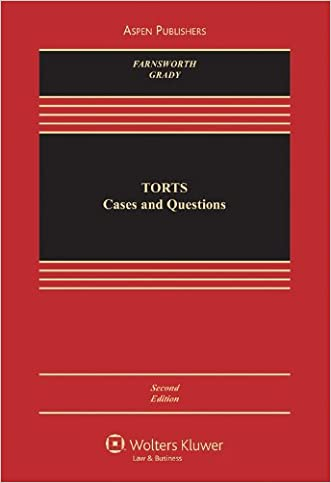 Torts 2e written by Ward Farnsworth