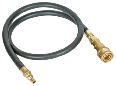 "Camco 57280 39"" Quick-Connect to Quick-Connect LP Gas Hose"