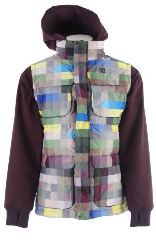 1b5f252b1bd6 Coats Jackets Grand Sales  DC Silverton Snowboard Jacket Pixel