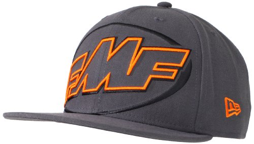 Mens FMF Scrub Snapback Hat-Black