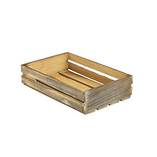 genware-nev-tr225-cagette-en-bois-fonce-finition-rustique-35-cm-x-23-cm-x-8-cm