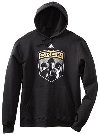 MLS Columbus Crew Primary Logo Hoodie, Small
