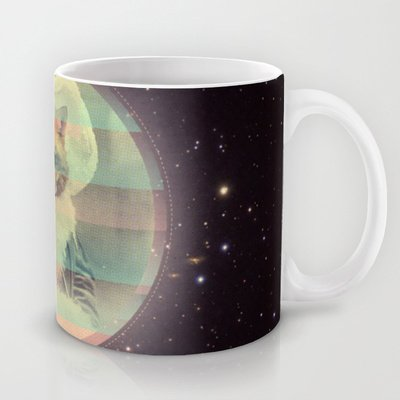 Society6 - We Leave No One Behind Coffee Mug By Pope Saint Victor