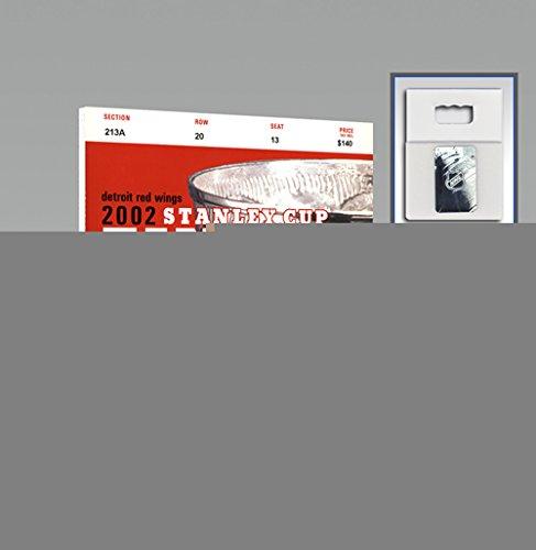 Mini Mega Tickets 2002 Stanley Cup