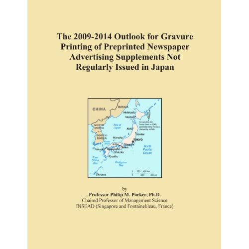 The 2009-2014 Outlook for Newspaper Advertising in Japan Icon Group International