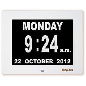 Digital Calendar Day Clock -V6