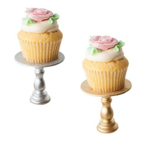 Dress My Cupcake Mini Wooden Cupcake Stand, New